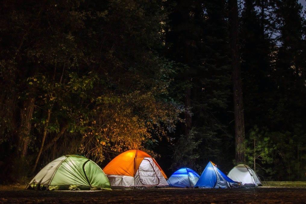 Kamp Kaçamağı