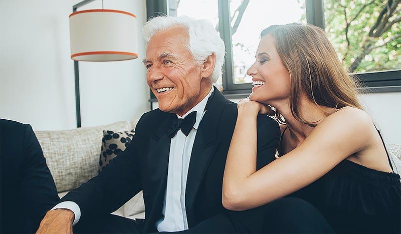 Kadınların Olgun Erkekleri Daha Çekici Bulmasının 10 Nedeni