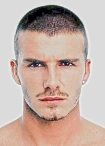 beckham erkek kısa saç kesimi