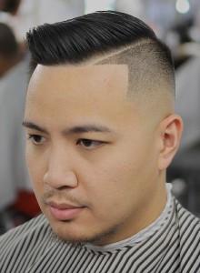 erkek için saç kesimi